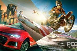 育碧开启《飙酷车神2》测试预约 注册即可
