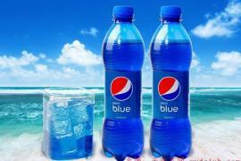 【包邮了】巴厘岛限定百事蓝色的梅子味可乐!终于降价了!