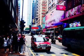 3天香港购物休闲之旅……