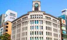 2019东京银座大型综合商场购物攻略