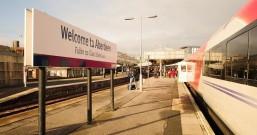 从伦敦到爱丁堡,坐火车玩一趟英国才是真不虚此行! 阿伯丁