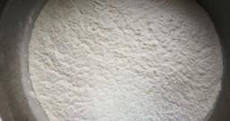 萝卜缨豆腐粉条素包的做法步骤