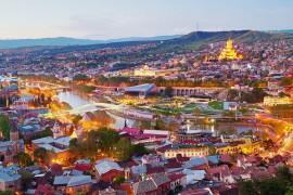 格鲁吉亚几大城市主要景点介绍