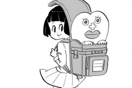日本人气四格漫画——生理君第十二部(1)