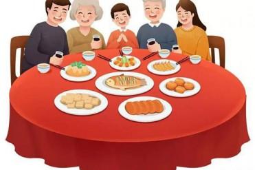 关于用餐礼仪、餐桌文化 平时吃饭的规矩