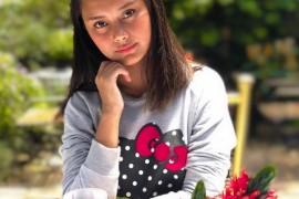 不经意的照片 让菲律宾女孩从乞丐变网红