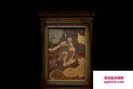 解读达芬奇未完之作《圣·杰洛姆》画中含意