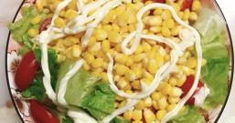 疏菜沙拉的做法步骤
