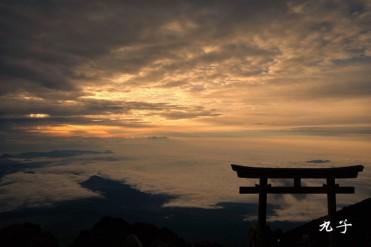 征服日本第一高山-富士山