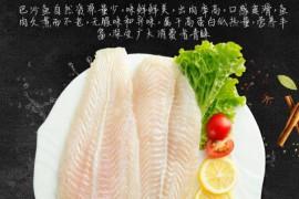 巴沙鱼柳【领券第2份9.9元第3份1元】聚天鲜 肉巴沙鱼 500g(净重400g)