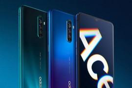 OPPO Reno Ace 8GB+128GB 星际蓝 65W超级闪充 智能游戏手机