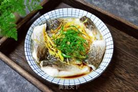 清蒸鲩鱼的做法步骤