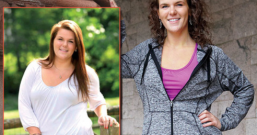 励志!妹子成功减肥100磅,分享三条减肥心得