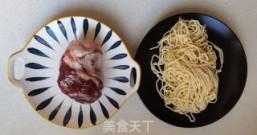 羊肉汤面的做法步骤