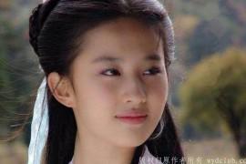 黑龙江果然出美女 妙龄正妹扮小龙女网讚:比刘亦菲漂亮