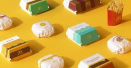 麦当劳突然宣布更换全新包装!这还是你认识的金拱门吗?