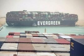 """苏伊士大塞船:非洲这阵风 每天刮走近百亿美元 引发全球""""蝴蝶效应"""""""