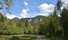 斯洛伐克slovakia 在山林之中,来一场峡谷冒险 Jánošíkove Diery