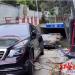 郑州暴雨中,奔驰车堵住小区地库出口,拒不挪车致多车被淹!后车车主着手起诉