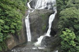 日本三大瀑布--袋田瀑布,华巖瀑布,那智瀑布