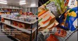 """豪华邮轮员工限定 """"秘密超市""""拥各国美食首次曝光"""