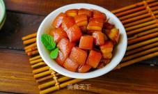 竹笋红烧肉的做法步骤