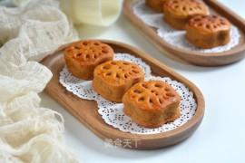 经典莲蓉月饼的做法步骤