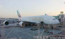阿联酋航空搭乘经验分享:台湾飞杜拜转机伦敦,巴黎杜拜转机回台湾