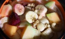 水果拌燕麦的做法步骤