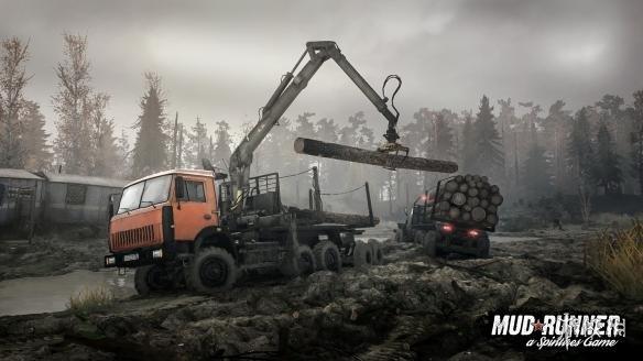 """""""俄卡""""《旋转轮胎:泥泞奔驰》2月将迎免费新地图、新载具更新 游戏资讯 第3张"""