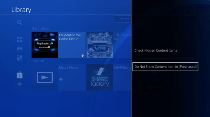 PS4 5.50 Beta 新功能 USB自定背景+游玩时间监控+PS4 Pro「超级采样」提升画质 游戏资讯 第7张