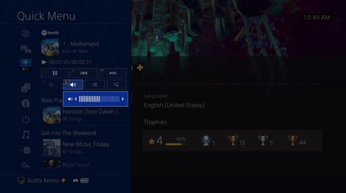 PS4 5.50 Beta 新功能 USB自定背景+游玩时间监控+PS4 Pro「超级采样」提升画质 游戏资讯 第8张