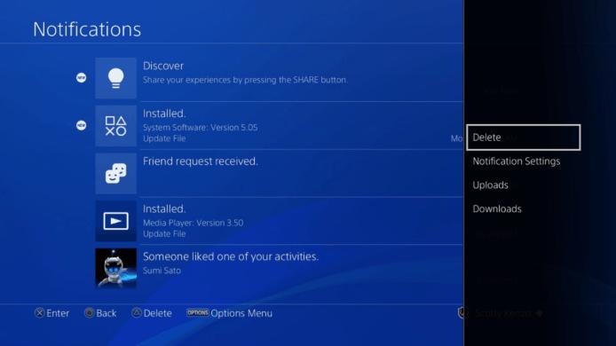 PS4 5.50 Beta 新功能 USB自定背景+游玩时间监控+PS4 Pro「超级采样」提升画质 游戏资讯 第9张