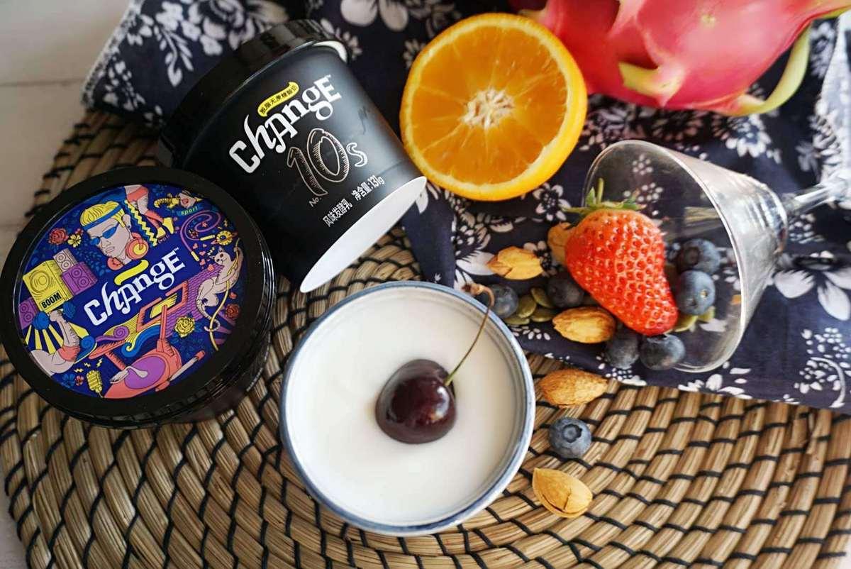 每盒酸奶含10g蛋白质,「Change」以运动酸奶切入健康饮食市场 消费.生活.科技 第1张
