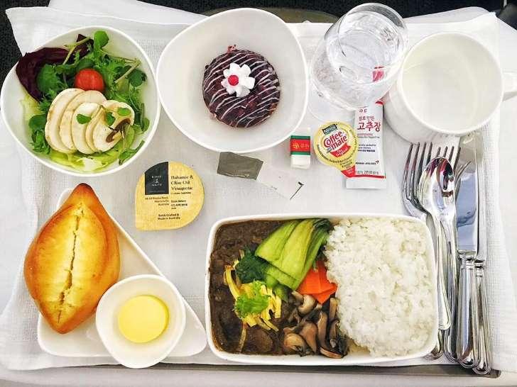 空姐揭秘 | 私人飞机上餐饮的神秘面纱 资讯聚合 第1张