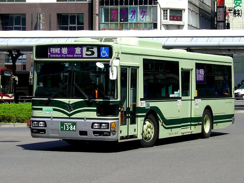京都市内交通,JR琵琶湖线,嵯峨野线,洛巴士,100元循环巴士,JR湖西线 旅游资讯 第8张
