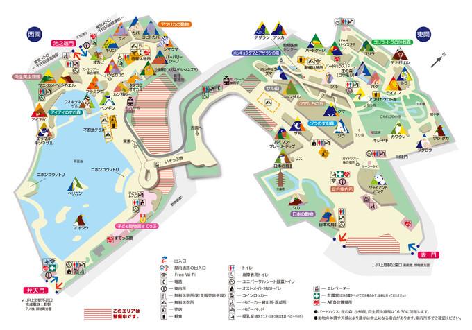 东京上野浅草区域 | 1天时间游玩6大特色超棒景点 旅游资讯 第3张