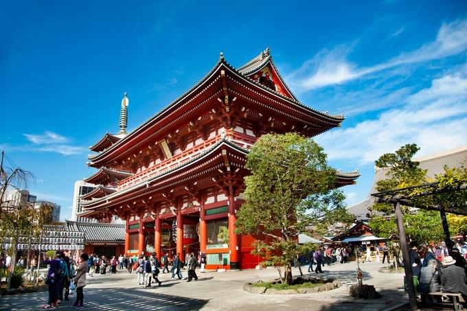 东京上野浅草区域 | 1天时间游玩6大特色超棒景点 旅游资讯 第10张