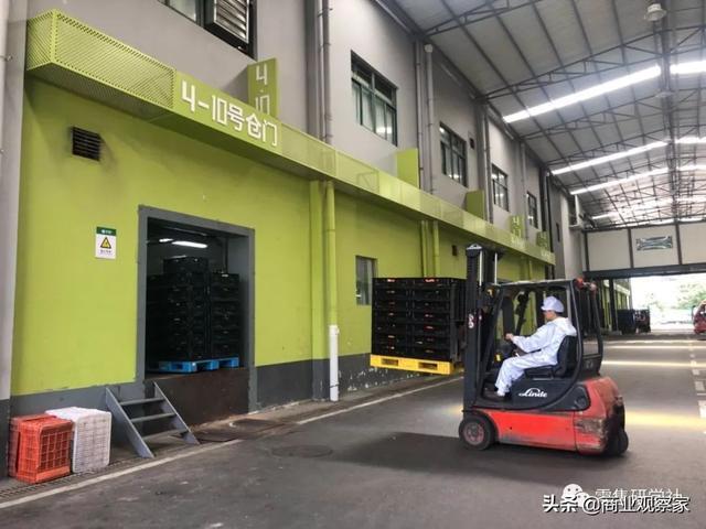 永辉B2B全品类发力:彩食鲜总部北上,全国布仓,年内50亿销售 经营参考 第5张