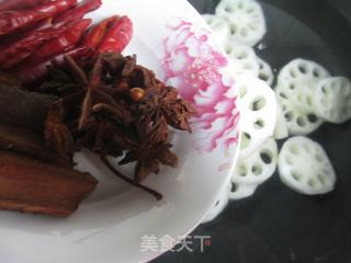 香卤莲藕的做法步骤 美食菜谱 第4张