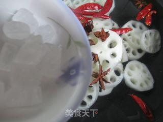 香卤莲藕的做法步骤 美食菜谱 第5张