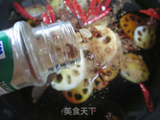 香卤莲藕的做法步骤 美食菜谱 第8张