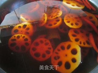 香卤莲藕的做法步骤 美食菜谱 第11张