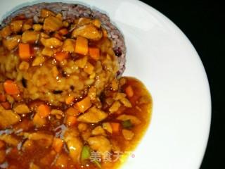 肉卤饭的做法步骤 美食菜谱 第1张