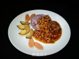 肉卤饭的做法步骤 美食菜谱 第6张