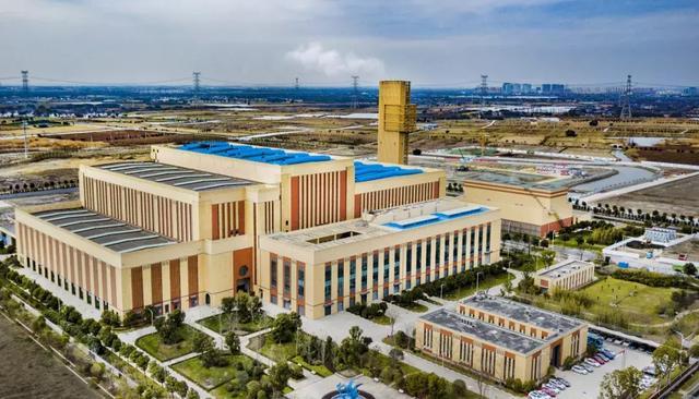 一天发电96万度!上海这家垃圾焚烧厂居然这样干 网文选读 第1张