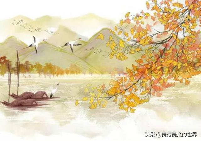 李清照最美的两首游湖词,一首让她一词成名,一首千年来无人超越   文摘阅读 第5张