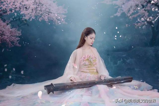 李清照最美的两首游湖词,一首让她一词成名,一首千年来无人超越   文摘阅读 第7张