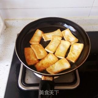 辣味豆腐的做法步骤 家常菜谱 第5张