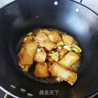 辣味豆腐的做法步骤 家常菜谱 第8张